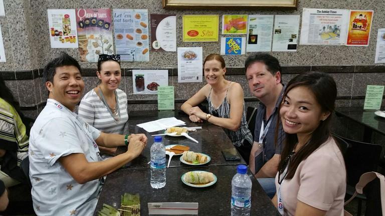 food tour guide singapore