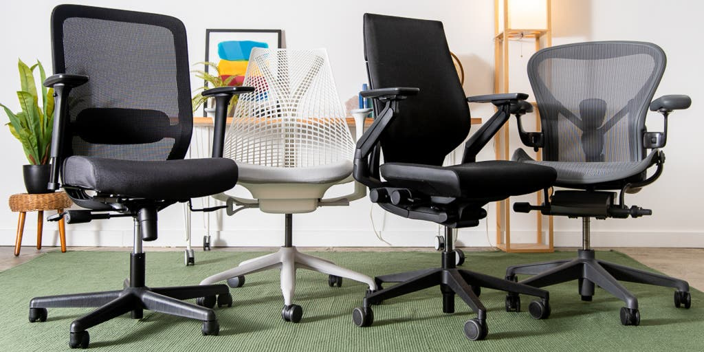 ergonomic chair with lumbar support